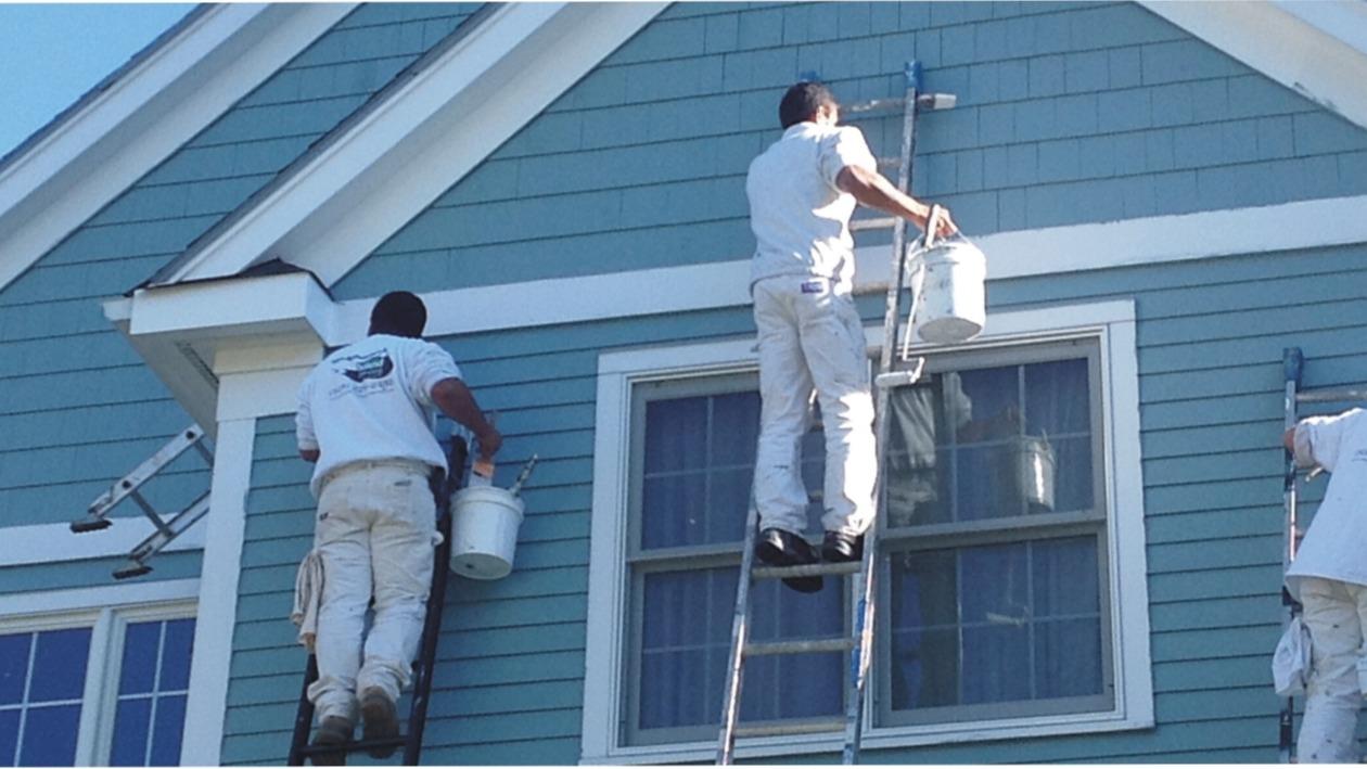 Ház belső festése